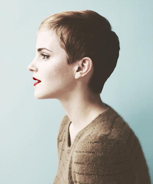 Pin By Sari On Hair Beauty Emma Watson Short Hair Short Hair Styles Pixie Short Hair Styles