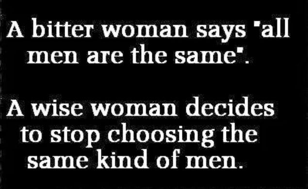 A bitter women...  #Quote #Mantra