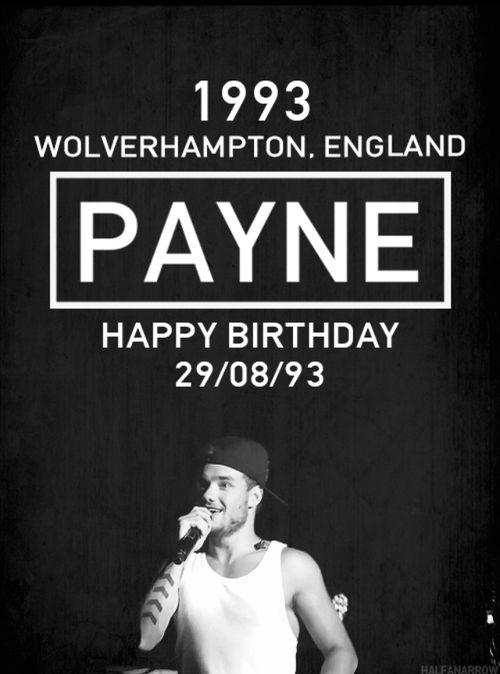 Happy Birthday, Liam!!