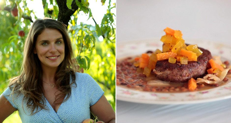 The 10 Dishes That Made My Career Vivian Howard Of Chef The Farmer Chef And The Farmer Farmer Recipes Vivian Howard