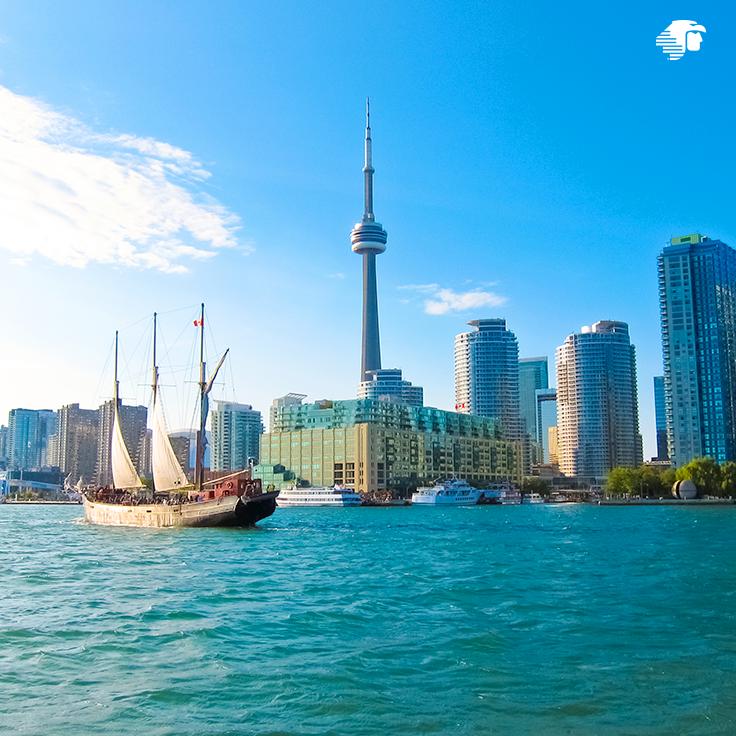 #AMDeseoViajar a disfrutar de Toronto, la ciudad anfitriona de los Juegos Panamericanos 2015.