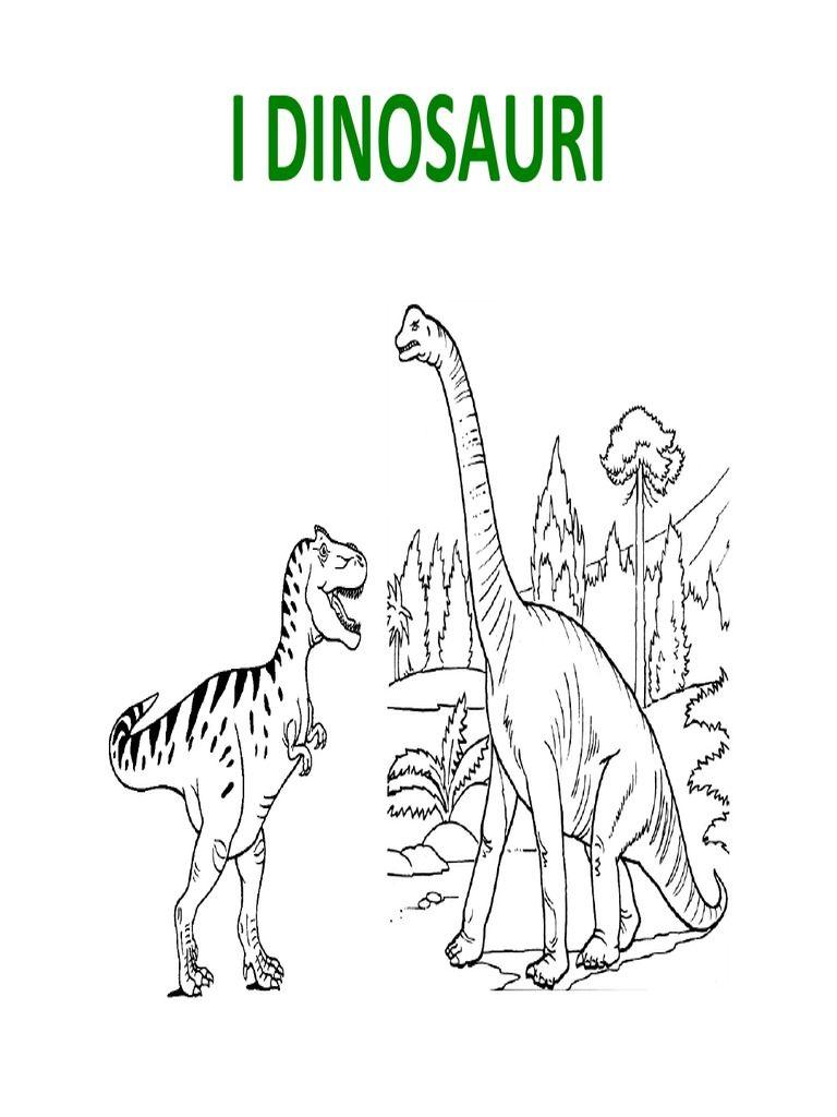 Dinosauro Da Colorare Per Bambini.Disegni Da Colorare E Informazioni Sui Dinosauri Art Memes Humanoid Sketch