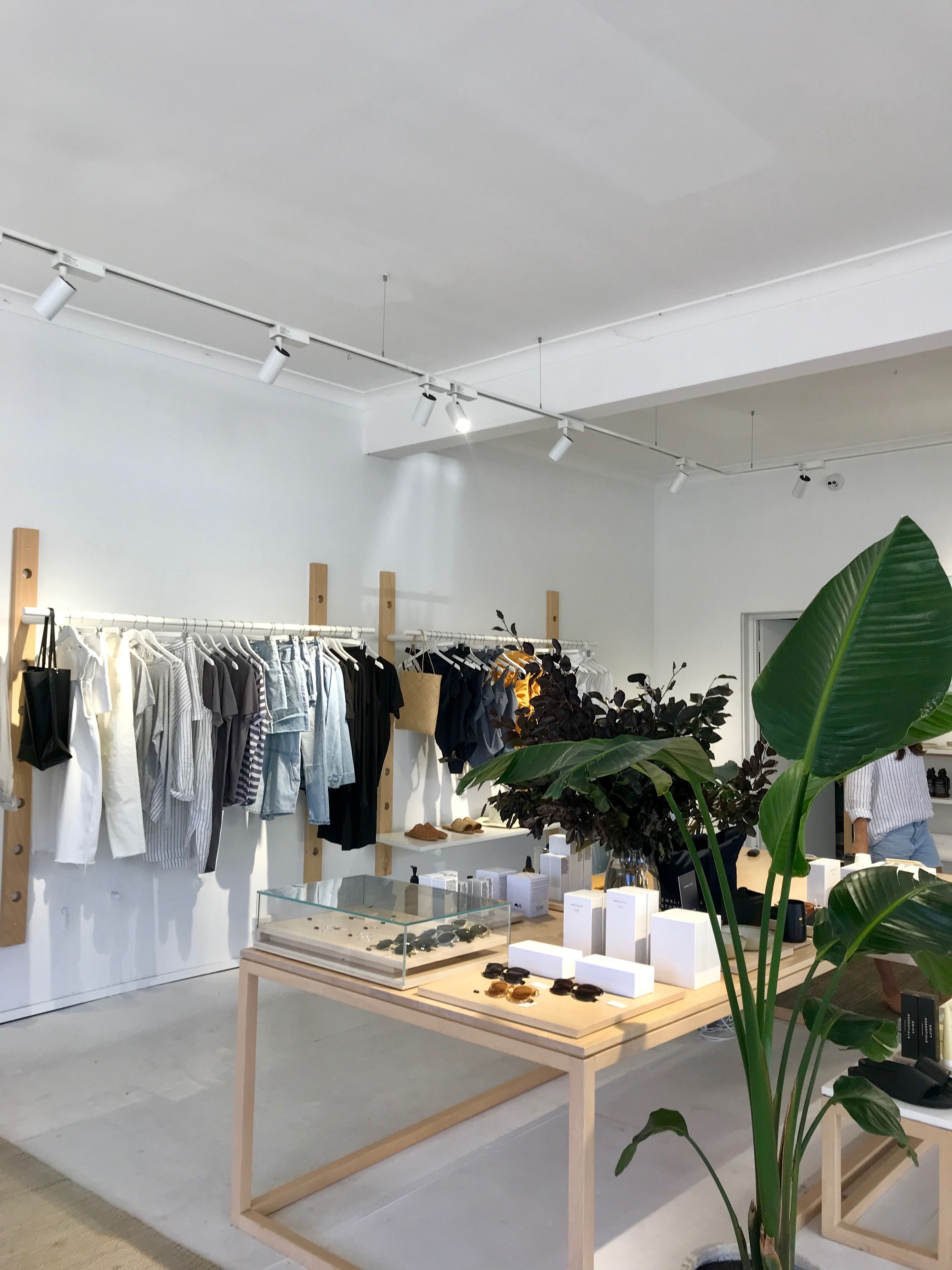 2a767d63b The Assembly - minimalist shop in Australia | Retail Interior Design ...