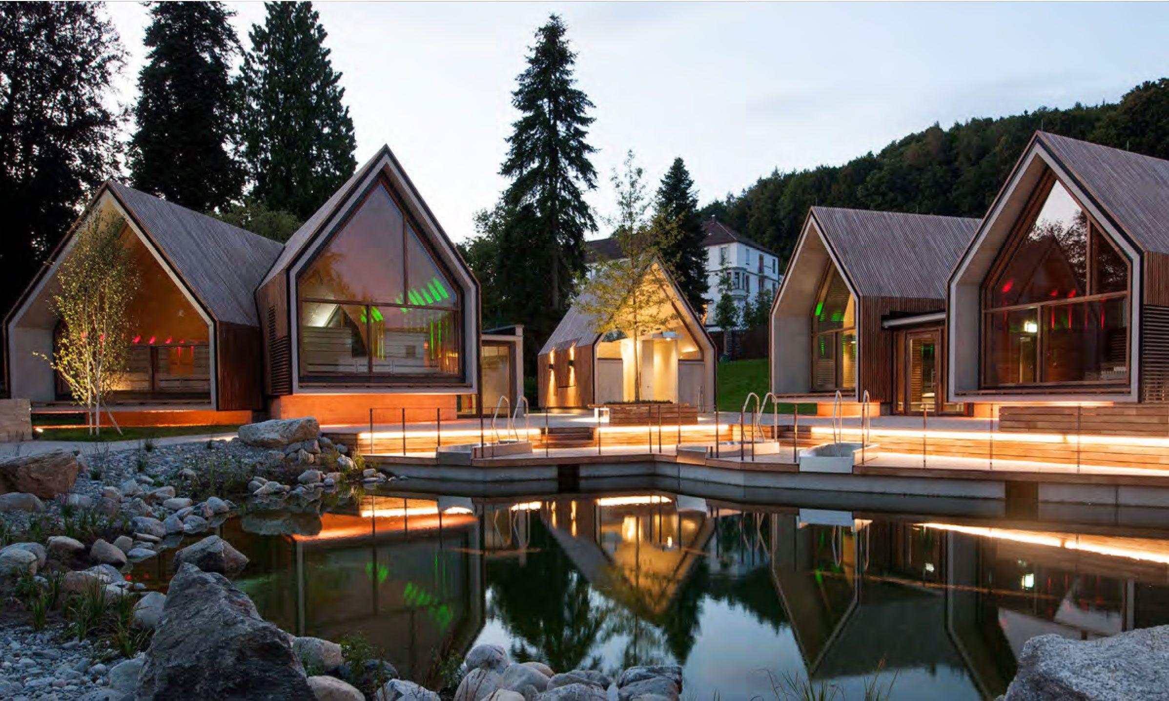 Architektur architektur modern architecture for Urlaub designhotel