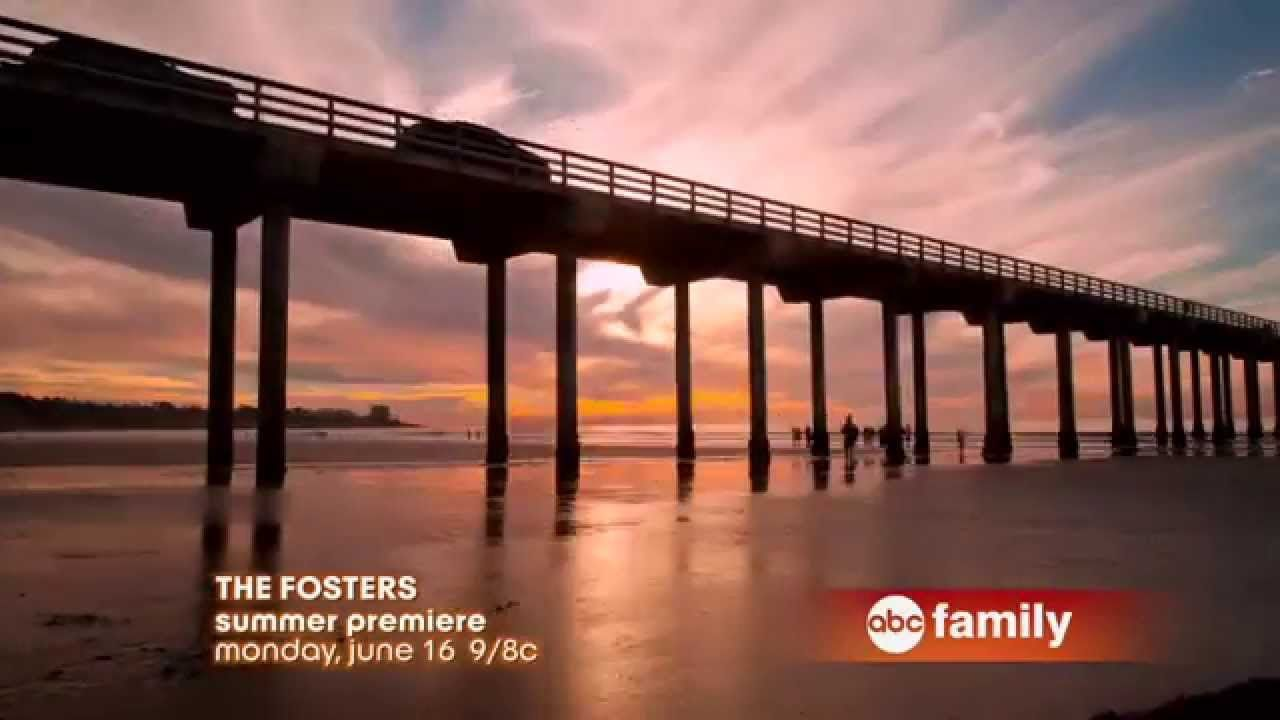 The Fosters - Summer Premiere Monday, June 16 at 9/8c!