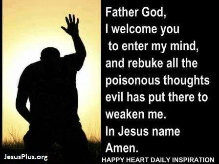 Always let God in