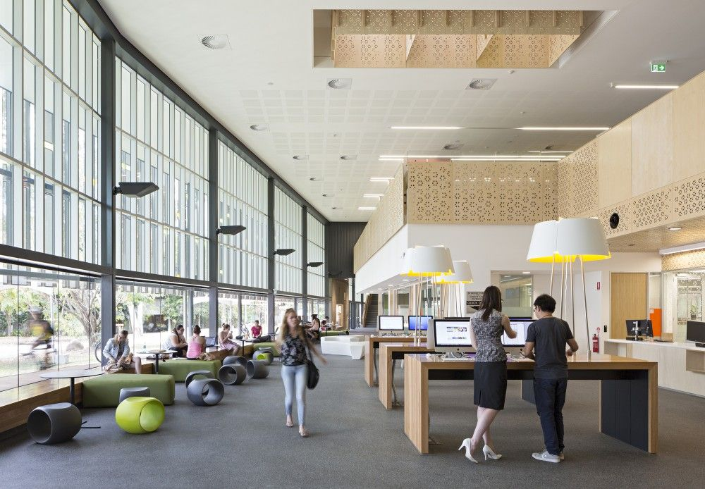 Pin By Dasher Hurst Architects On Interiors Educational Education Design School Interior School Architecture