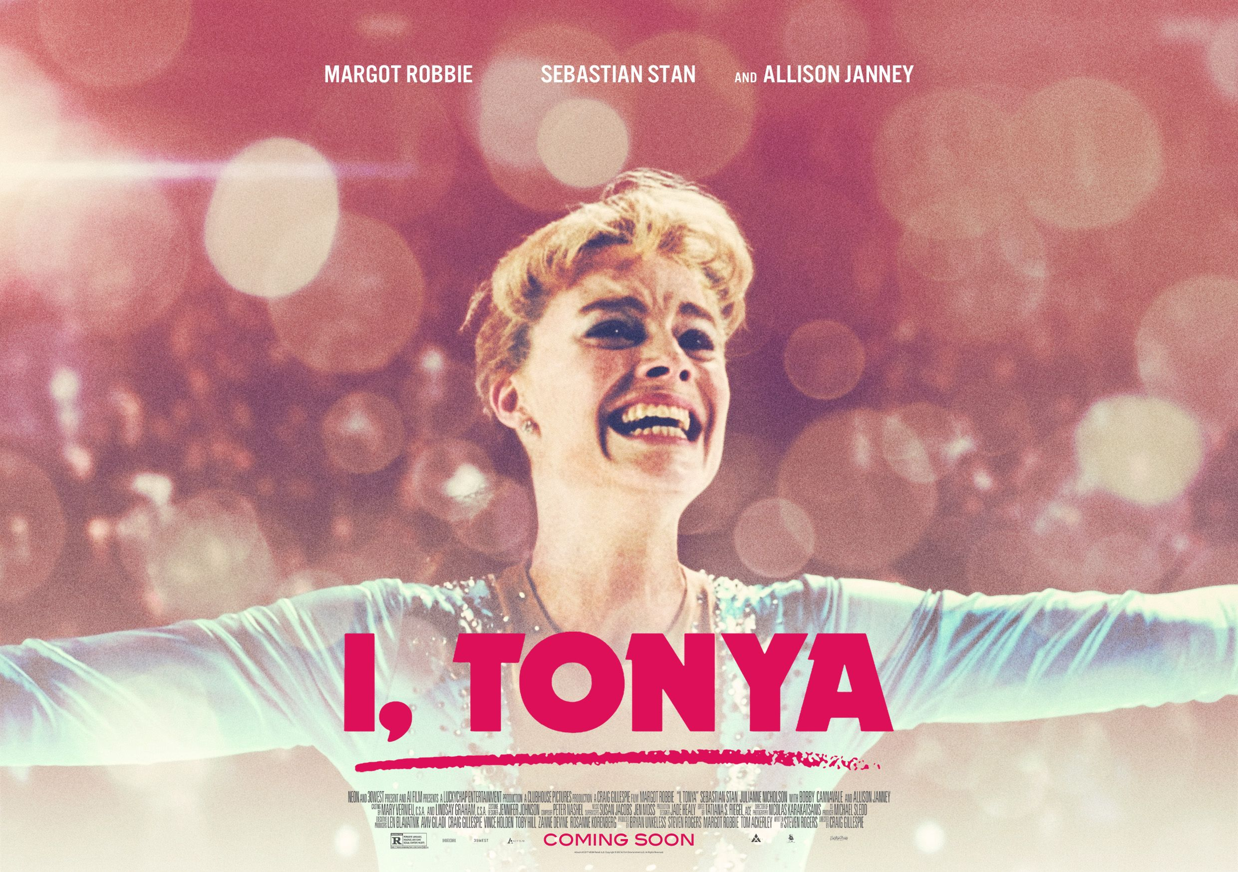I, Tonya - Poster by Alecxps   films in 2018   Pinterest   Films and ...