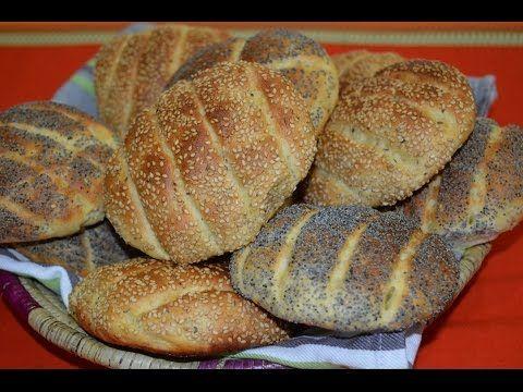 خبز للمناسبات بالنافع والزنجلان - YouTube