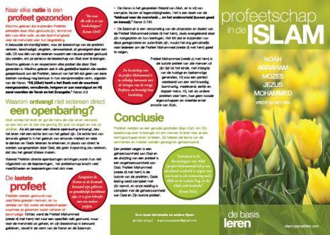 Profeetschap in de Islam