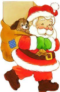 Papá Noel Santa Claus Imágenes Para Bajar Pai Natal