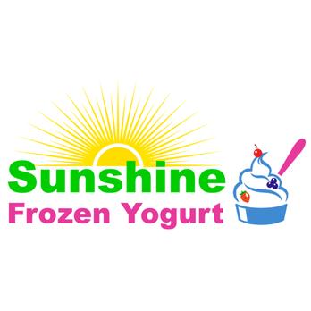 Sunshine Circle Logo Full Color Png Sunshine Logo Circle Logos Colorful Circle Logo