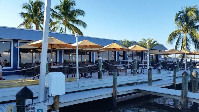 Dock O' The Bay Bar & Grill: 19001 San Carlos Blvd. Forth Myers Beach, FL 33931 tel (239)-765-0429