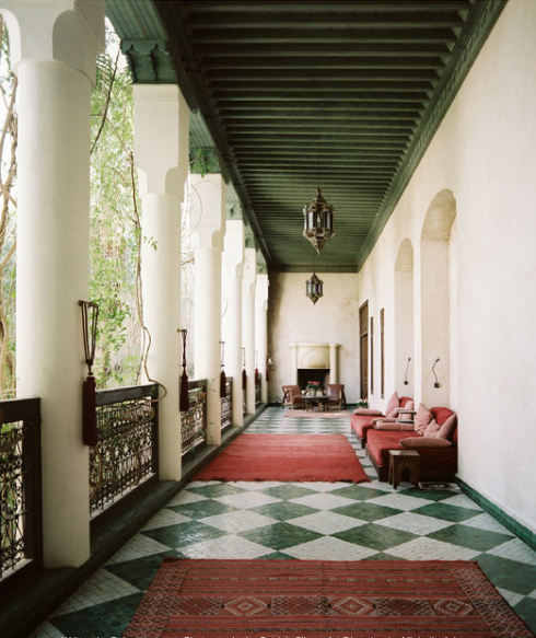 Bon Air Apartments: Décoration Salon Marocain