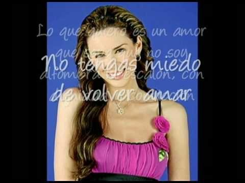 Letra De Cancion Esto Es Lo Que Soy Las Tontas No Van Al Cielo Canciones Letras De Canciones Actores
