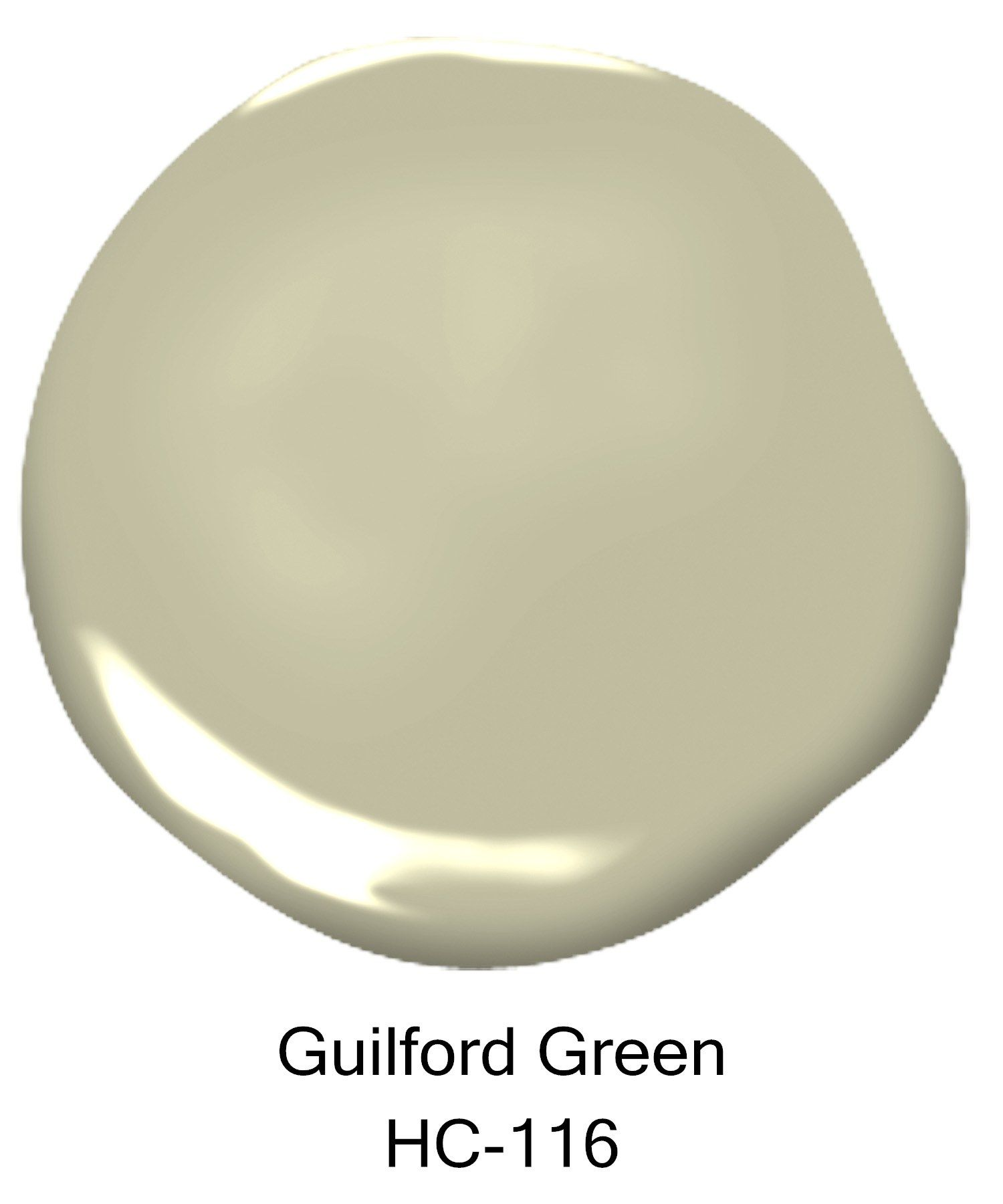 Guilford Green, Hc 116, Courtesy Of Benjamin Moore