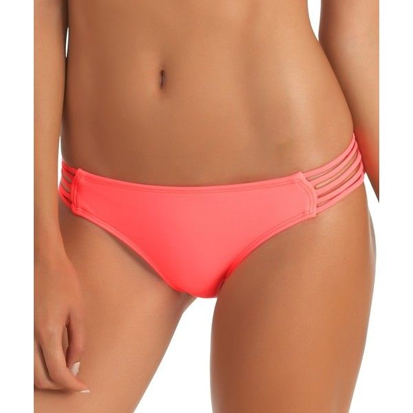 Hurley one and only bikini string