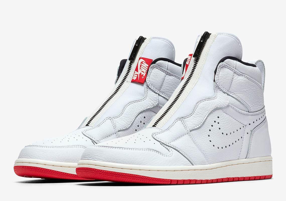 online store 45a5e bdc91 5f1c1 bc875  spain air jordan 1 high zip mens ar4833 001 ar4833 100 release  info thatdope sneakers luxury