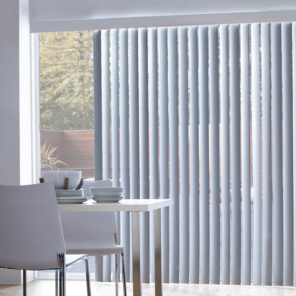 Rideau Pour Porte Fenetre store vertical pour porte-fenêtre en imitation de bois