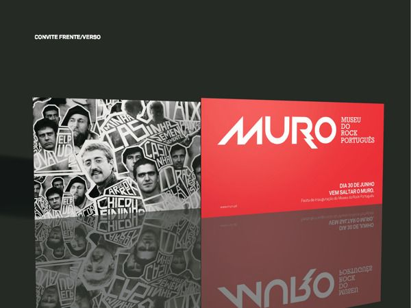 MURO Identity by Vasca Durão