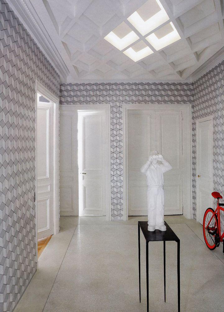 Alireza Razavi Pariser Wohnung Klassisch Wohnen Pinterest - hm wohnung in wien design destilat