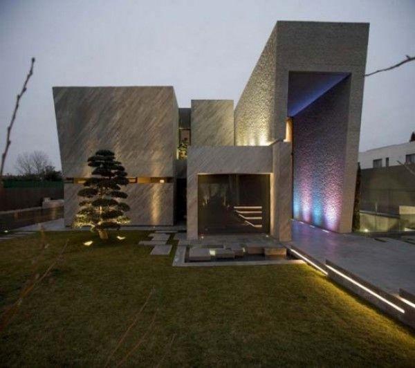Amazing Concrete Homes Modern Home Designs Amazing Modern