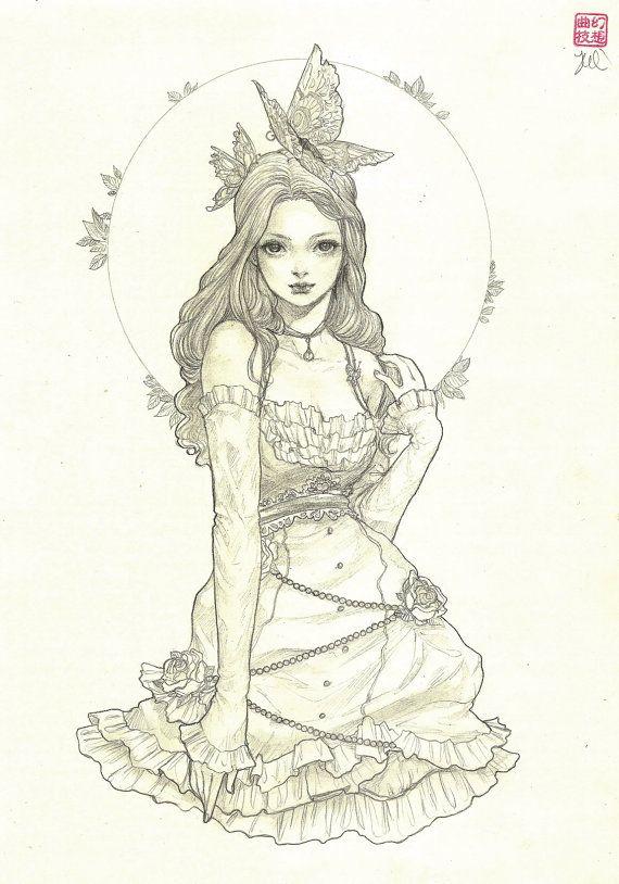 Jasmin Darnell | Coloring Pages | Pinterest | Colorin, El ...