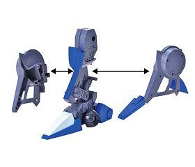 1/24スケール インジェクションキット ゼルベリオス VR-MAXIMA | Blue Knight × VOLKS | 株式会社ボークス