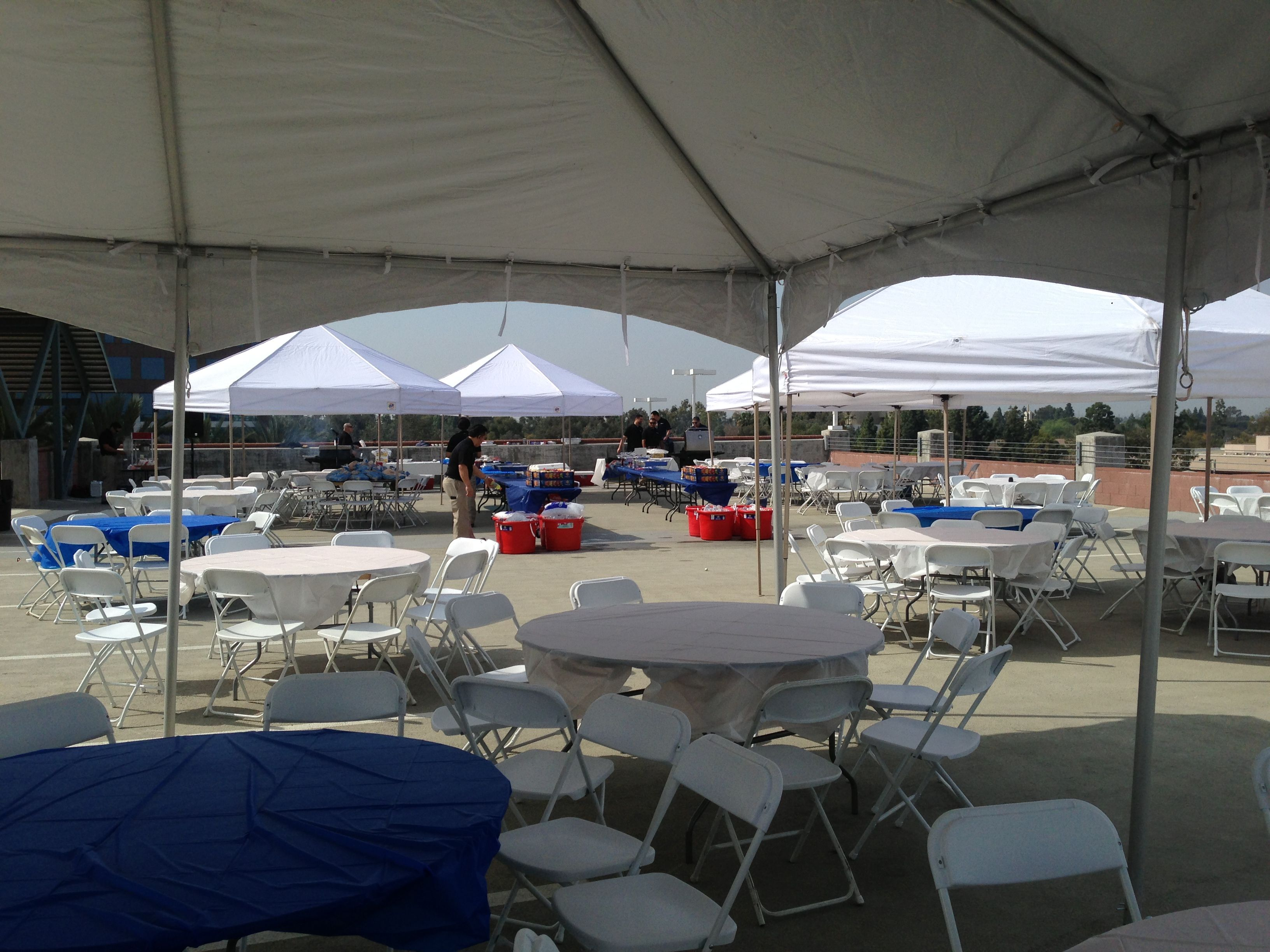 Tent Rental Tables Chairs And More For Parties And Events In The Greater Los Angeles And Orang Dining Room Chairs Modern Tent Rentals Blue Chairs Living Room