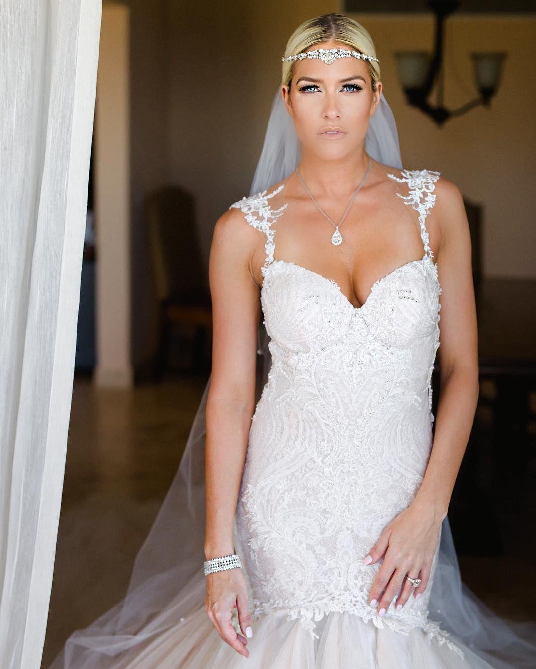 Wedding Diva: On Saturday, February 27, 2016, Barbie Blank (former WWE