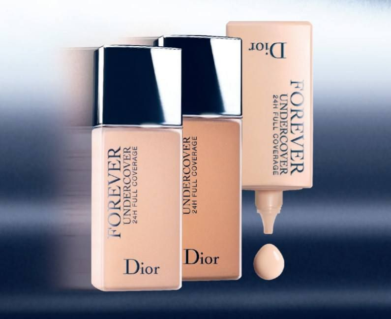 6f3794be5a Dior Diorskin Forever Undercover Foundation 24H Full Coverage Spring ...