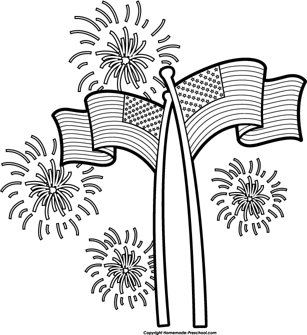 4th Of July Clipart 4th Of July Wallpaper Clip Art