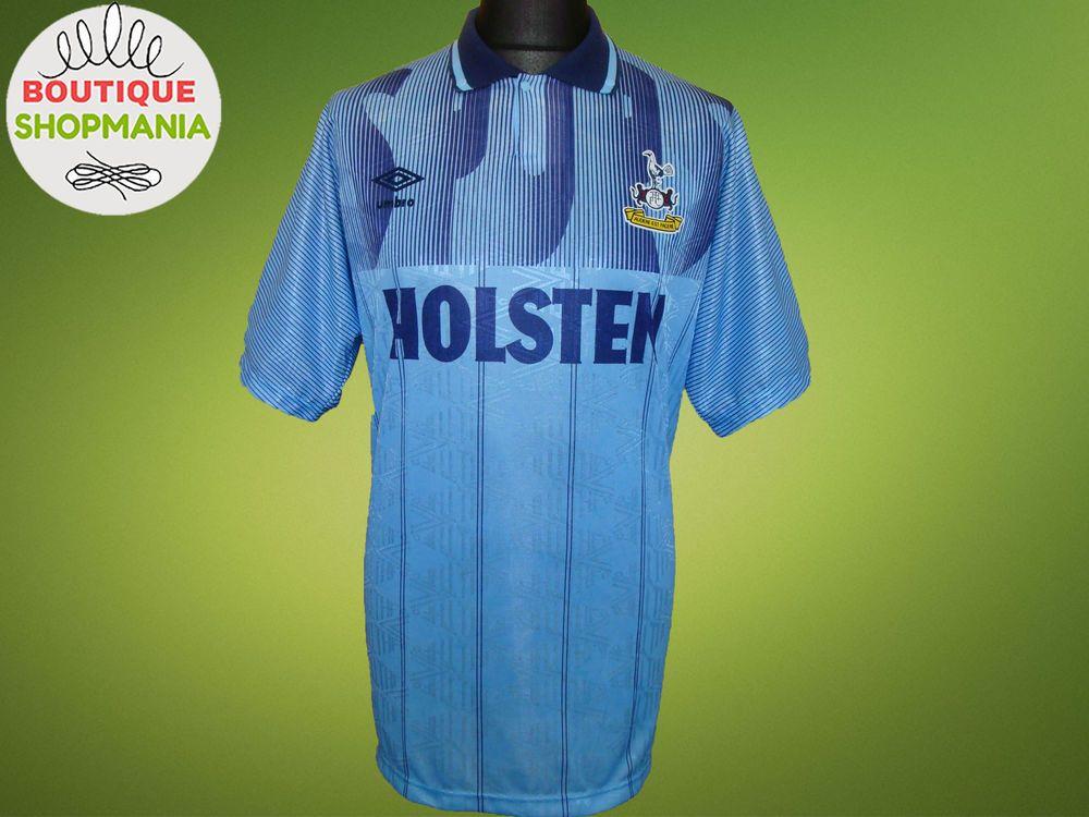 04ea0c8f816 TOTTENHAM HOTSPUR Third 1991-1994 (XL) UMBRO FOOTBALL SHIRT Jersey Maglia  Camisa #UMBRO #TOTTENHAMHOTSPUR