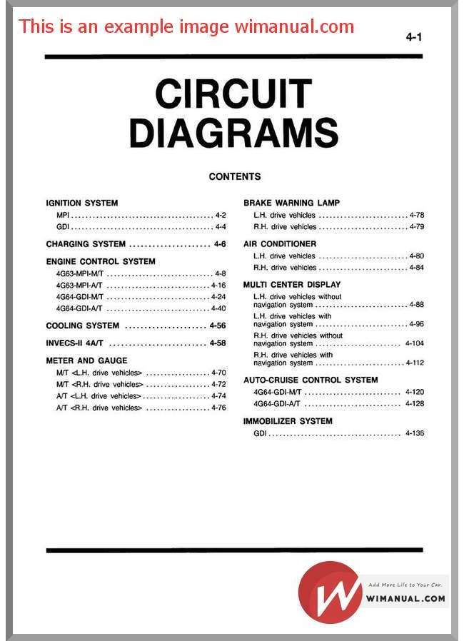 mitsubishi space runner wagon 2001 wiring diagrams is the perfect rh pinterest com Mitsubishi Eclipse Diagram 2001 Mitsubishi Eclipse Wiring-Diagram