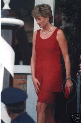 Princess Diana I love this dress!