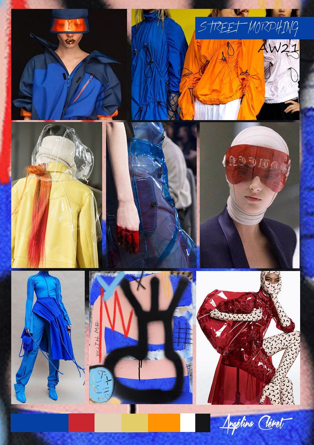 STREET MORPHING AW21 - Fashion & Colors Trend by Angélina Cléret -   - #Angélina #AW21 #Cléret #Colors #FASHION #FashionTrendsaccessories #FashionTrendsblackgirl #FashionTrendsforecasting #FashionTrendshijab #FashionTrendsjeans #MORPHING #Street #Trend #weirdFashionTrends