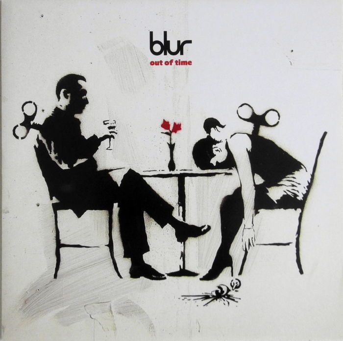 Catawiki online auction house: Banksy x Blur - Out Of Time