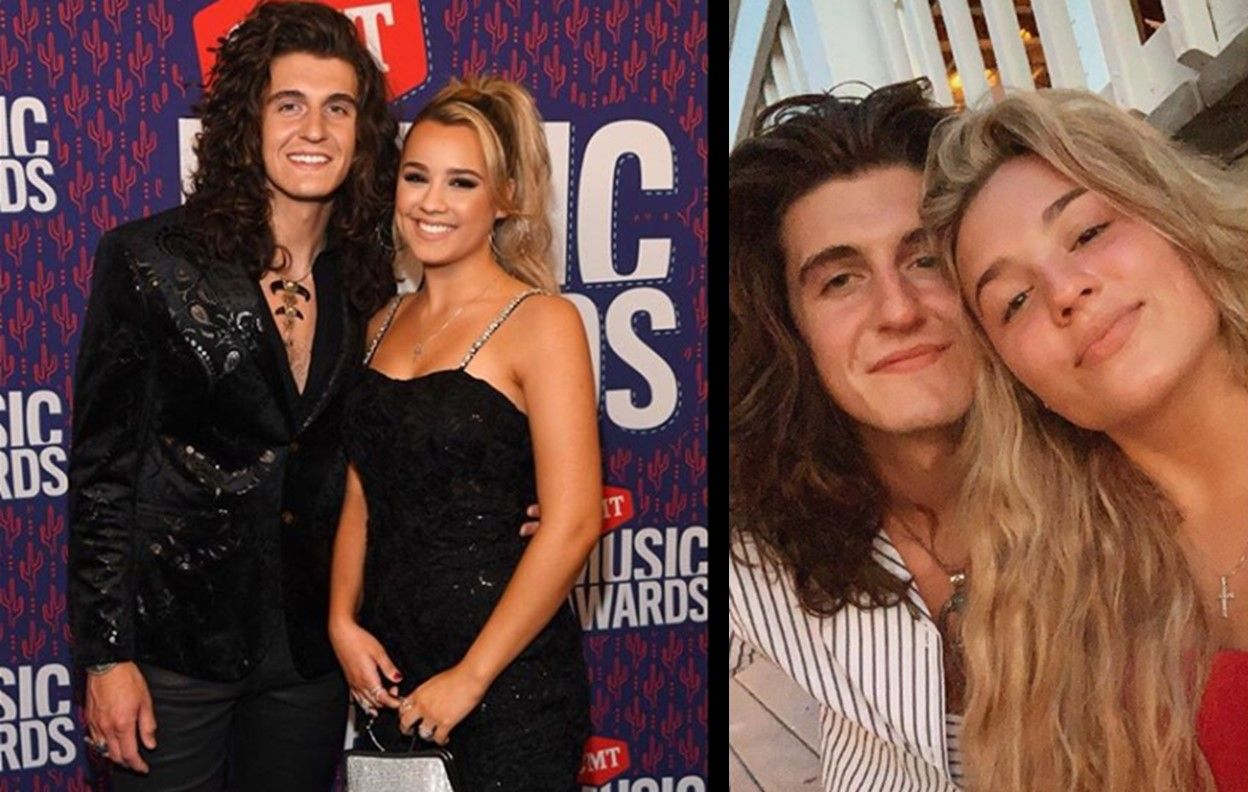 Gabby barrett and cade foehner get hitched in texas