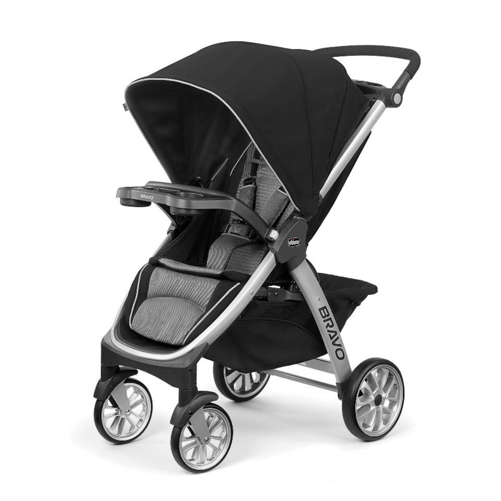 Bravo the smartest quickfold Stroller in its class and