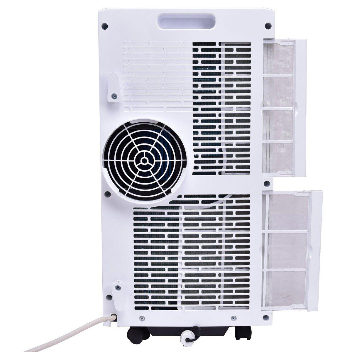 Costway 10000 BTU Portable Air Conditioner with Remote
