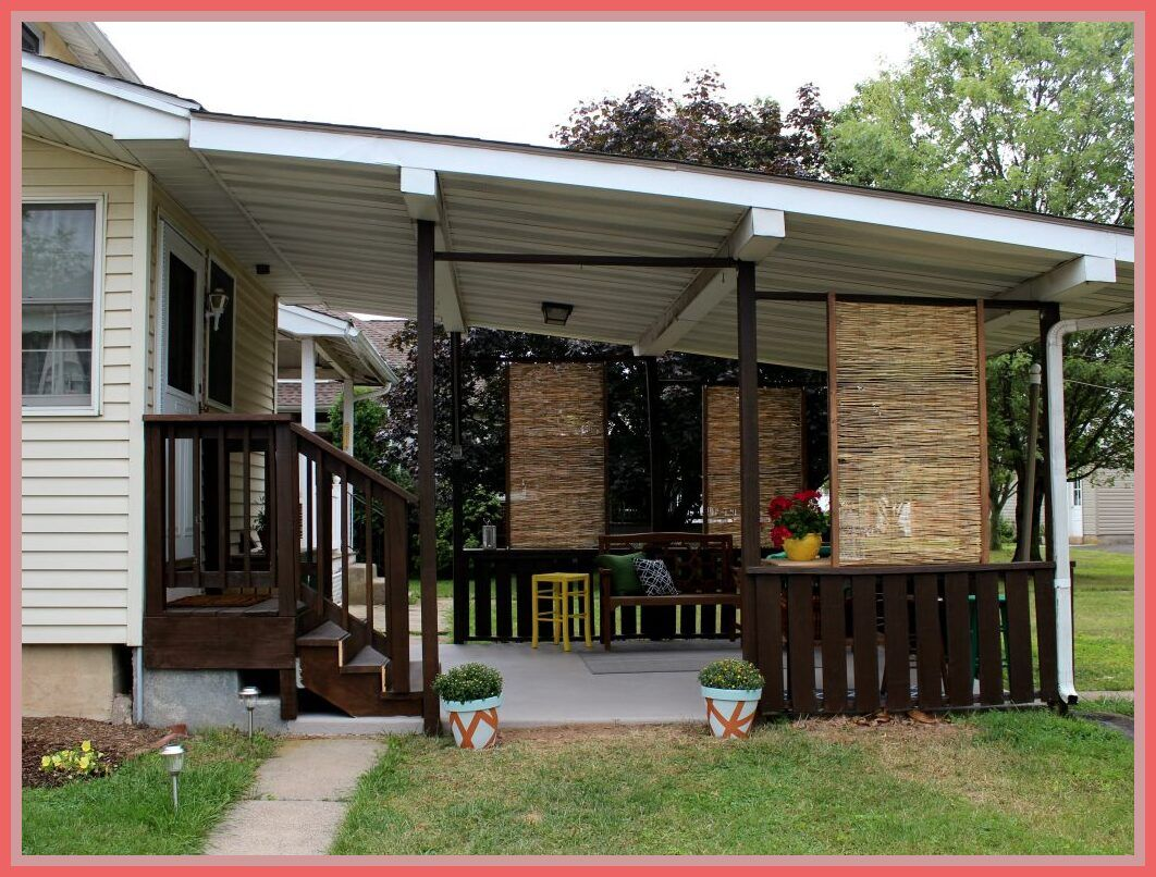 48 reference of outdoor patio privacy shades