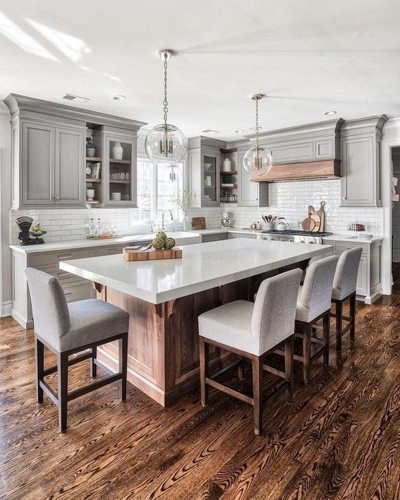 Incredible Kitchen Remodeling Ideas: 37 Incredible Kitchen Island Design Ideas