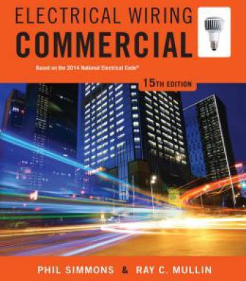 Electrical Wiring Commercial 15th Edition PDF Electrical