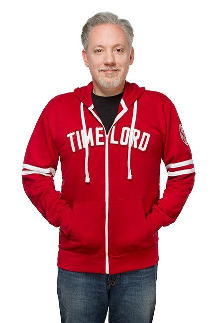 Time Lord Hoodie
