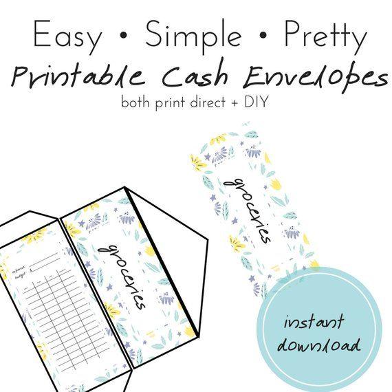 printable cash envelopes budget envelopes cash envelope system