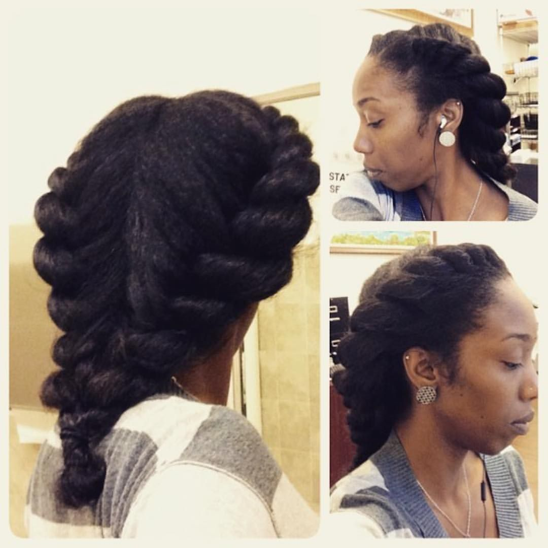 10+ Hairstyles for blown out natural hair ideas