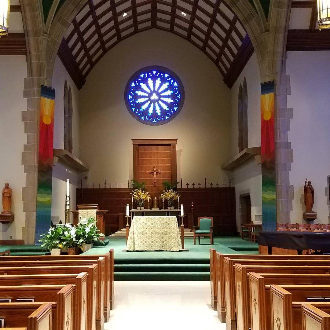 Alumni Chapel Loyola University Maryland Placestopray Loyola University Chapel Places