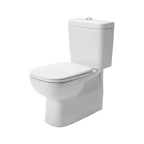 Toalettstol Duravit D-Code Golvstående  - Golvstående toalett - Toalettstol & WC-stol