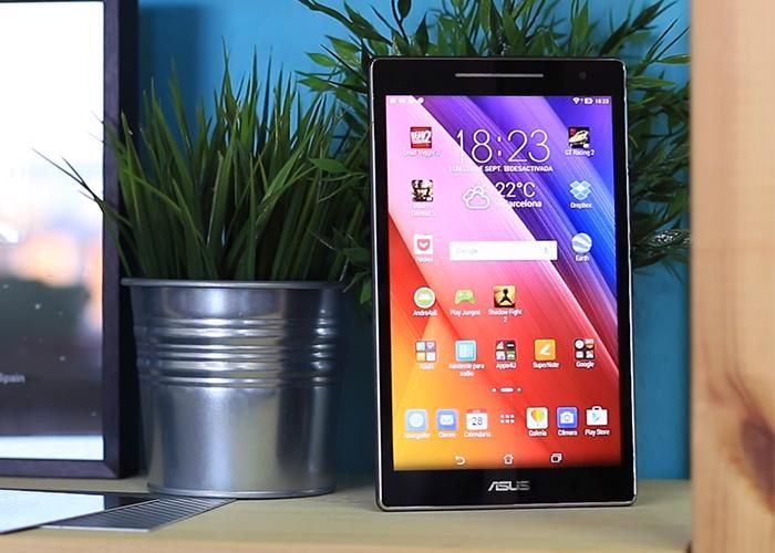 Conoce sobre ASUS ZenPad 8, análisis de una tablet Android de calidad a precio reducido