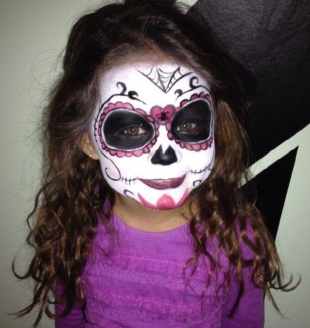 Cutest Little Sugar Skull By Sara Becerra-Chrastil